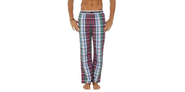 Pánské kostkované pyžamové kalhoty Tommy Hilfiger