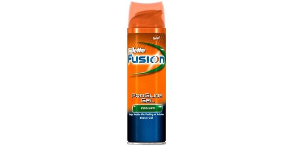Gillette gel Fusion Proglide 200ml Cooling
