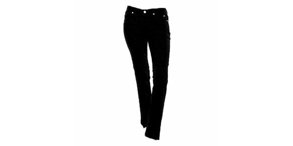 Dámské černé úzké džíny Ruby London