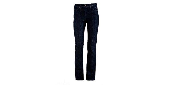 Dámské indigově modré straight-leg džíny Ruby London