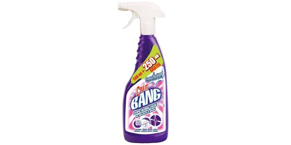 CILLIT Bang Spray na nečistoty a plísně s des.přís.750ml