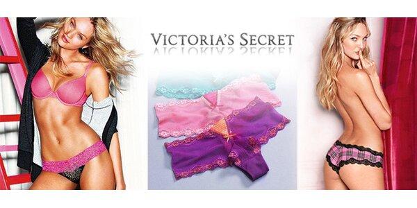 299 Kč za nákup luxusní značky Victoria's Secret v hodnotě 600 Kč. Sleva 50%