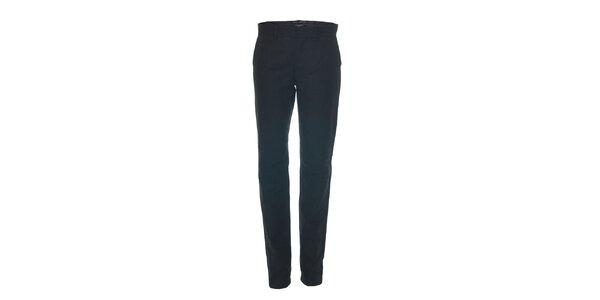 Společenské černé kalhoty
