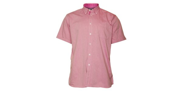 Pánská růžová košile TBS
