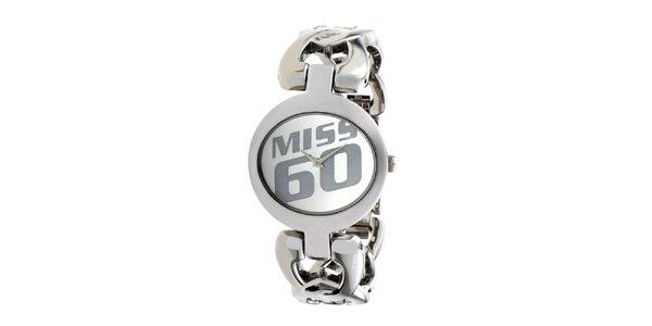 Dámské náramkové hodinky Miss Sixty z oceli