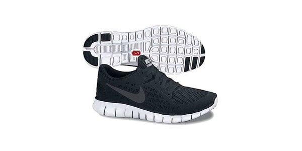 Dámské černé běžecké boty Nike