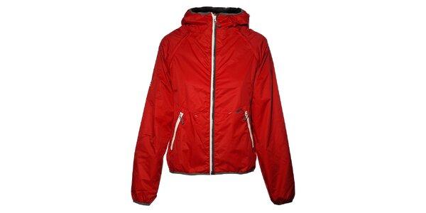 Dámská červená bunda Loap