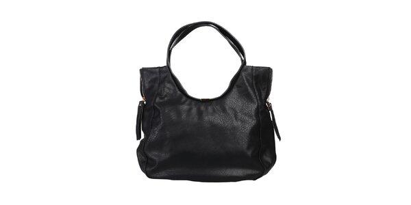 Dámská velká černá kabelka Dudlin