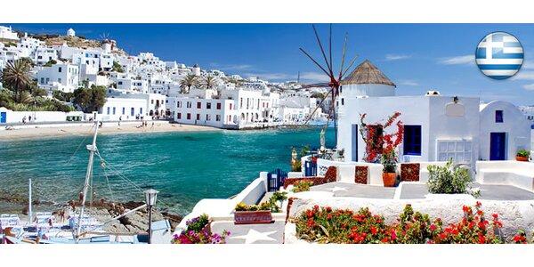 9denní zájezd do Řecka na Chalkidiki