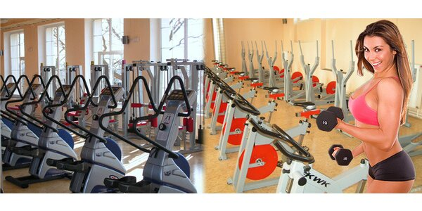 549 Kč za 10 vstupů do největšího fitness centra v Plzni. Sleva 50%.