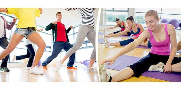 3 ranní lekce zdravotního cvičení a Jógy pro zdraví