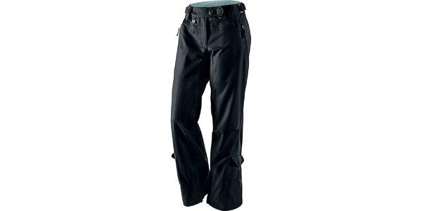 Dámské černé kalhoty na lyže nebo na snow board Adidas