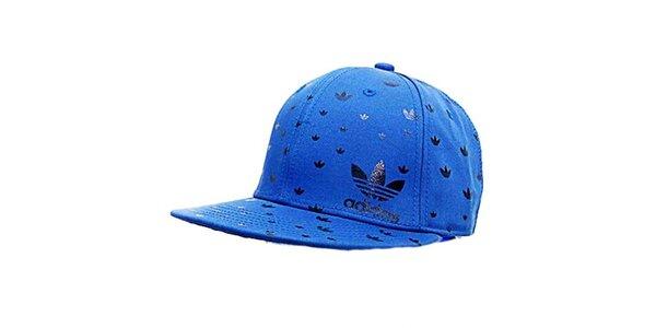 Dámská modrá kšiltovka Adidas