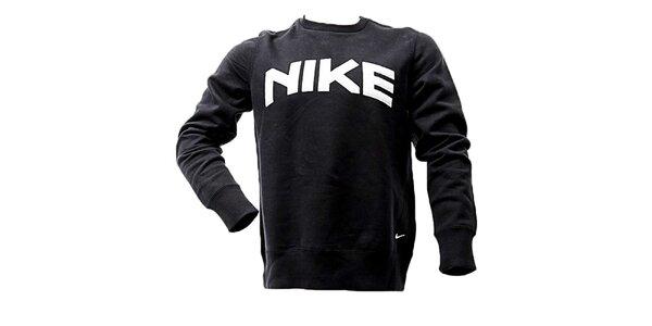 Pánská černá mikina Nike
