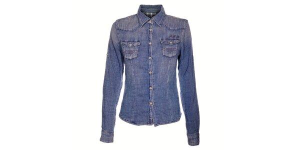 Dámská džínová košile Pepe Jeans