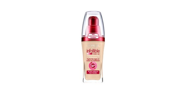 Infallible 120 Vanilla 30ml - tekutý make-up