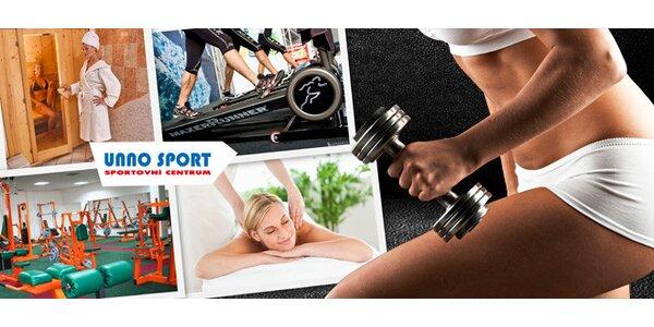 Balíčky na fyzičku i relax v Unno Sport