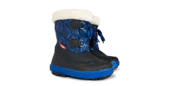 Modré sněhule Furry
