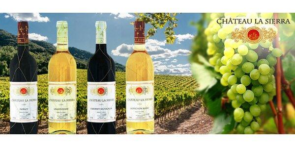 12 lahví kvalitního španělského vína