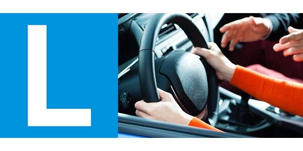 Rezervujte si řidičák za výhodnou cenu už dnes!