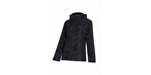 Černá dámská lyžařská bunda značky Envy
