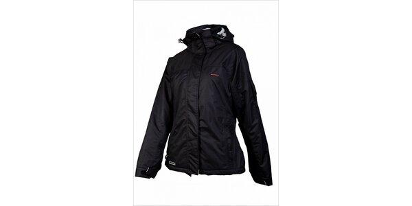 Dámská lyžařská bunda značky Envy v černé barvě