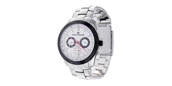 Pánské ocelové hodinky Tom Tailor