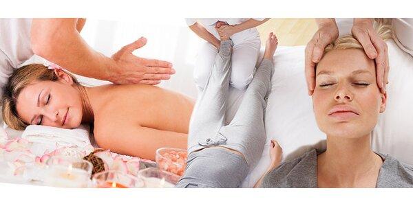 90 minut japonské zdravotní terapie