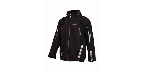 Pánská softshellová lyžařská bunda s podšívkou značky Envy