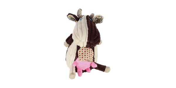 Hrací plyšáček kráva Milkos