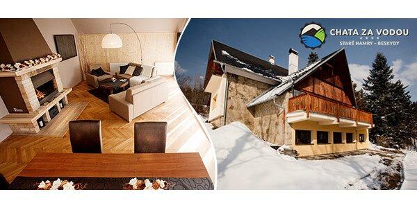 Krásné apartmány v Beskydech pro 7-15 osob
