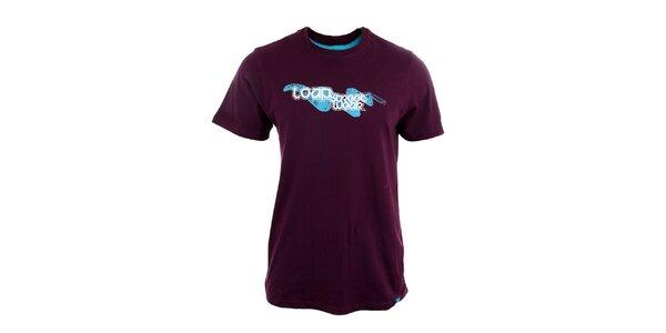 Pánské fialové tričko Loap