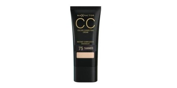 MF Color Correcting Cream 75 Tanned