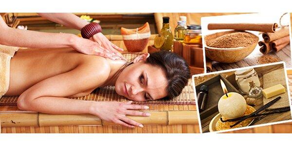 75 minutová profesionální masáž celého těla dle výběru
