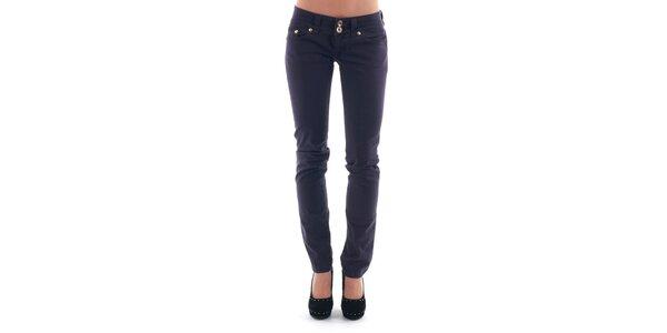 Dámské fialové kalhoty Nolita