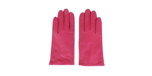 Dámské růžové rukavice Nolita