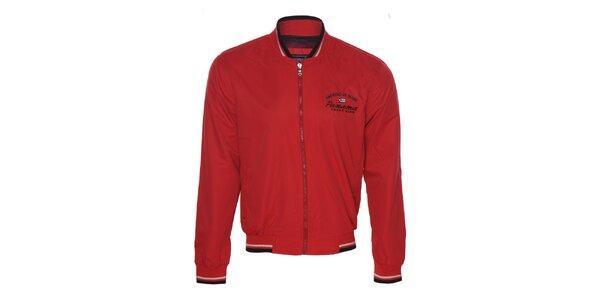 Pánská červená bunda Giorgio di Mare