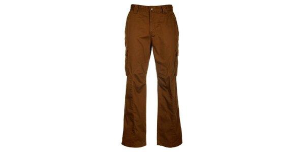 Dámské hnědé sportovní kalhoty Loap