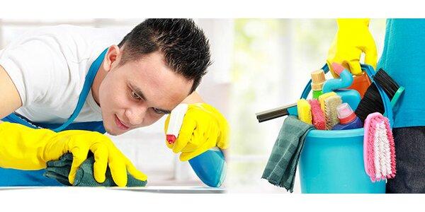 Generální úklid Vaší domácnosti