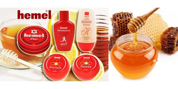 Zdraví z přírody - 100% přírodní medová kosmetika