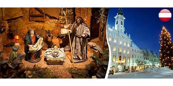 Ježíškův Štýr a největší betlém světa. 1denní výlet