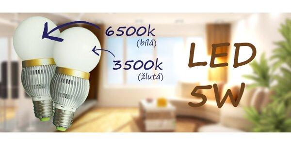 Kvalitní úsporná LED žárovka