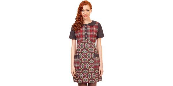 Dámské barevné šaty Rosalita McGee