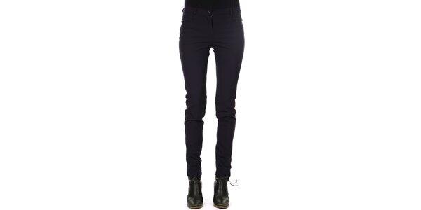 Dámské tmavě fialové kalhoty Gene
