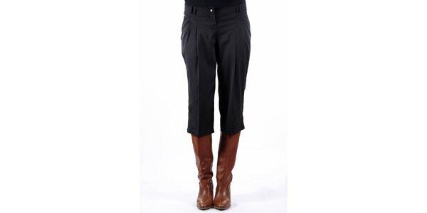 Dámské černé krátké kalhoty Gene
