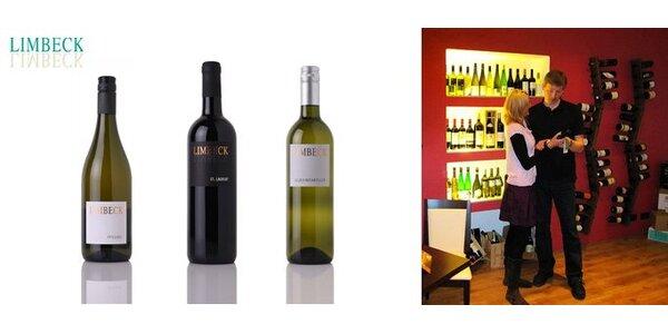 190 Kč za láhev vynikajícího vína s původní cenou až 635 Kč.