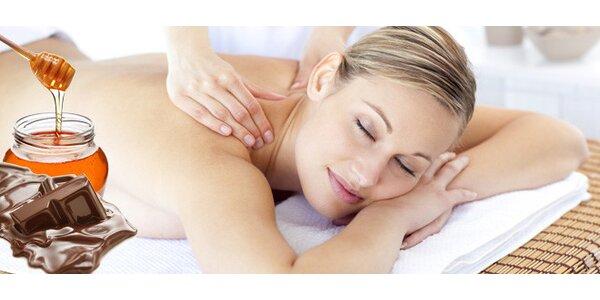 Rekondiční masáž + zábal dle výběru