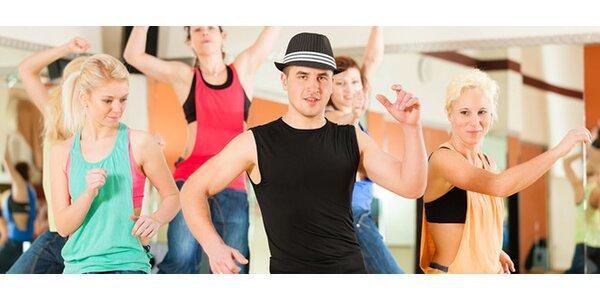 Lekce plné pohybu v tanečním klubu Dancers 4 You