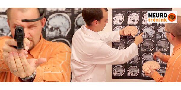Neurotrénink s mentálním trenérem (60 min)