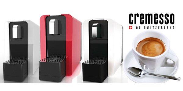 Kapslový kávovar Cremesso pro kávové fajnšmekry